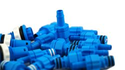 Quick couplings for laboratory and industrial applications