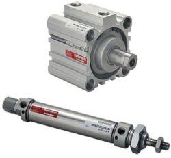 Cylindres de différentes tailles : des cylindres standard aux cylindres à course réduite